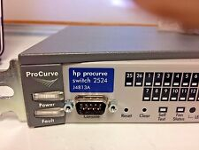 HP J4813A,  ProCurve 2524 24-Port 10/100 Managed Ethernet Switch
