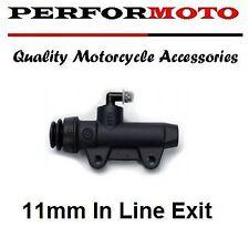 Aprilia RSV1000 Mille 01-03 Brembo OE Rear Brake Master Cylinder 11mm Black