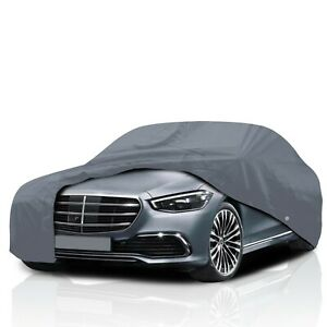 [CSC] 4 Layer Waterproof Car Cover for 1985-1991 Mercedes-Benz W126 420SE 420SEL