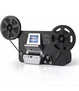 Mersoco 8mm & Super 8 Reels to Digital Movie Maker Film Scanner Converter Pro