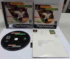Console Game Gioco SONY Playstation PSOne PSX PAL ITALIANO ACTUA SOCCER 2 Calcio