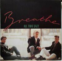 Breathe / All That Jazz UK 1988 reissue  EXCELLENT LP vinyl