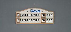 Scoreboard / Frame Counter
