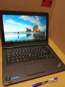 Lenovo TP Yoga 12 Intel i5-5300U 8GB 500GB 2,5 1920x1080 Touch FHD Win10pro#4129