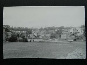 Devon Plymouth NEWTON FERRERS from NOSS MAYO 1950s Real Photographic Print