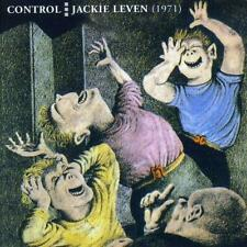 JACKIE LEVEN ‎– CONTROL (NEW/SEALED) CD