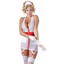 Lingerie Femme - Déguisement Sexy - Tenue d'infirmière