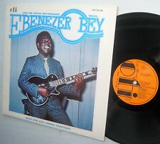 EBENEZER BEY What God Has Joined Together UK LP chief commander Excellent vinyl