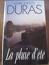 Marguerite Duras: La pluie de l'été/ France Loisirs
