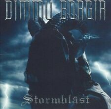 stormblast  Dimmu Borgir  CD + DVD