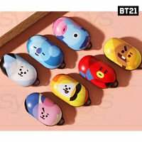 BTS BT21 Official Authentic Goods Buds Case By Royche + Tracking Number