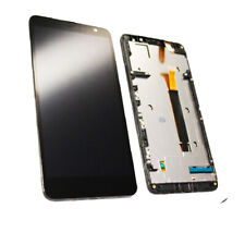 For Nokia Lumia 1320 Black LCD Screen Display Touch digitizer & Frame uk seller