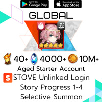 [Global] Tenebria | Epic Seven Epic 7 Aged Starter Account