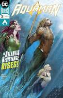 Aquaman #31 REBIRTH COVER A DC COMICS 1ST. PRINT MERA