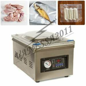 DZ-260 Automatic Vacuum Sealer Food Vacuum Sealing Packing Machine 220V