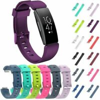 For Fitbit Inspire / Inspire HR Watch Band Strap Silicone Rubber Sports