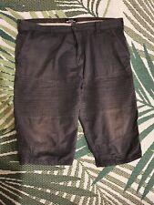 Mens cargo shorts large