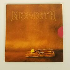 Megadeth Single Promotional CD  From the Album Risk Insomnia Prince of Darkness