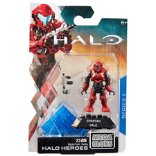 Mega Bloks Halo Heroes Series 1 Spartan Vale 23pc BRAND NEW UK DISPATCH