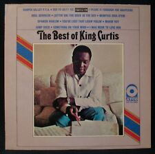 KING CURTIS-The Best Of King Curtis-Near Mint Soul & Funk Album-ATCO #SD 33-266