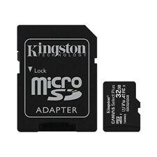 MEMORIA MICRO SD 32GB KINGSTON CLASE 10 UHS-I
