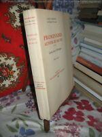 Promenades autour de ma Vie - Louis Barthou Edition Originale 1/500 1933
