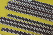 25strip Luthier Purfling Binding Marquetry Inlay New 640x6x1.2mm #77y