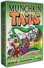Munchkin Tails Animal Themed Card Game From Steve Jackson Games SJG 1491