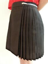 "GYMPHLEX Girls/Ladies BLACK Sports Kilt/Skirt W36"" 16+ yrs- NEW!"