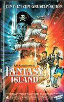 (VHS) Fantasy Island - Die Geisterinsel - Maury Chaykin, Ian Bannen  (1989)