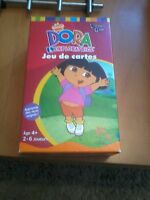 Dora l'exploratrice - Jeu de Cartes - University Games