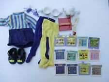 Amazing Ally Huge Lot of Books Cartridges Clothes