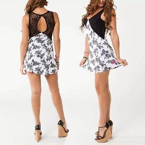 Metal Mulisha Rewind Ladies Dress Size XS