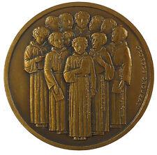 Singing, choir. PETITS CHANTEURS A LA CROIX DU BOIS. By Crouzat