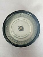 Vintage Tangent Galvanometer Compass Philip Harris & Co Ltd Birmingham Working