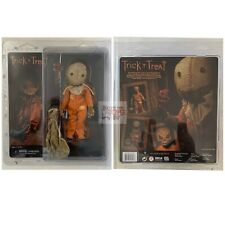 """SAM Neca CLOTHED TRICK R' TREAT Horror 8"""" Inch Scale 2019 FIGURE * In Stock *"""