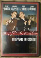 It Happened in Brooklyn (DVD disc) 1947 Frank Sinatra, Kathryn Grayson