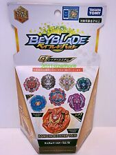 Takara Tomy Beyblade BURST B-140 Cosmo Valkyrie Vol 15 Full Set (Set of 8 items)