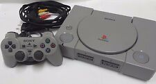 SONY PlayStation 1 FAT (PSX) PAL Console + Controller Dual Shock