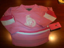 Ottawa Senators NHL Hockey Pink Infant Jersey 3T Toddler Girls Little Reebok