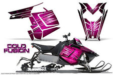 POLARIS RUSH PRO RMK 600/800 SLED SNOWMOBILE GRAPHICS KIT CREATORX WRAP CFP