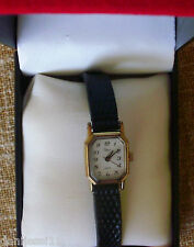 Timex Quartz, reloj para señora negro