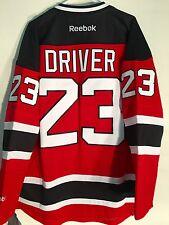 Reebok Premier NHL Jersey New jersey Devils Bruce Driver Red sz S