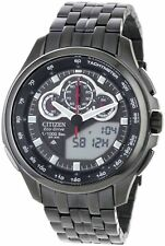 Citizen JW0097-54E Men's Tachymeter Chronograph World Time Promaster Watch