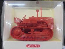 WIKING (1 25) 8740244 Hanomag-kettenschlepper K55 rot