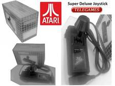 Super Deluxe Joystick [1983] TeleGames. ATARI 2600 / 7800 dual CX78 Proline