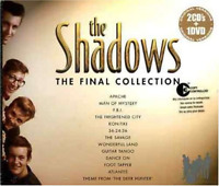 Shadows,The-The Final Collection-2Cd+Dvd  (US IMPORT)  CD NEW