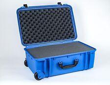 920 Blue Seahorse SE920 Case With Foam. With Pelican TSA- 1560 Lock