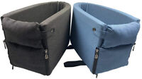 Pet Cat Puppy Dog Booster Car Seat Console Secure Safety Travel Seat Small Dog