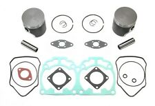 2000 2001 Ski-Doo Summit 700 SPI Pistons Bearings Top End Gasket Kit Std 78mm
